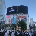 渋谷に謎の広告JENCOとは!?